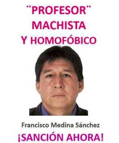 Estudiante denuncia agresión homofóbica en Universidad Nacional Mayor de San Marcos