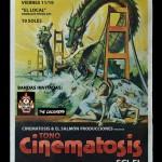 """Cinematosis y El Salmón Producciones presentan: """"TONO CINEMATOSIS SCI-FI"""""""