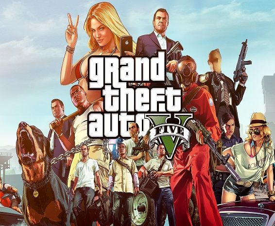 Videojuego GTA V acumula siete récord Guinness