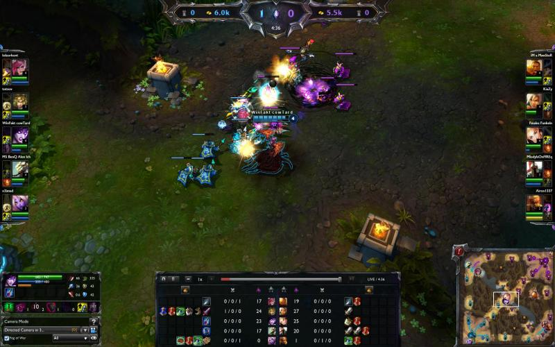 "Gamer chino muere tras jugar 23 horas seguidas ""League of Legends""."