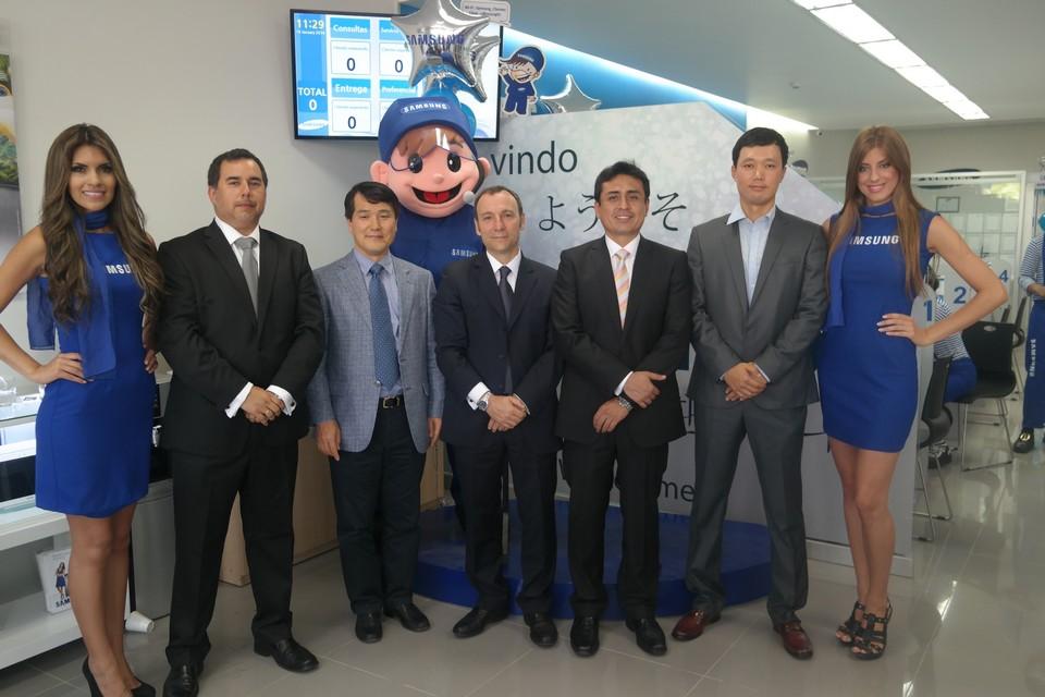 Samsung inaugura el primer Centro de Servicio al Cliente en Lima Norte