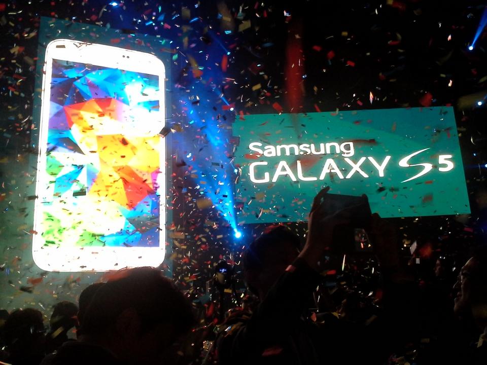 Samsung lanza en el Perú esperado Galaxy S5 a la par de más de 50 países del mundo: lo último en innovación enfocado en lo más importante para el consumidor