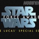 """Si George Lucas dirigiera """"Star Wars VII"""", así sería el tráiler"""