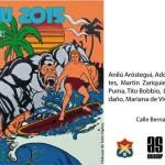 SURF ART PERÚ 2015 en Galería DelBarrio