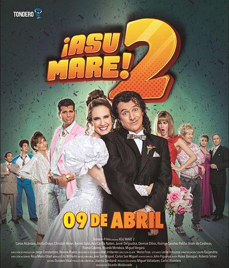 """""""Asu Mare 2"""": Afiche oficial y Fecha de estreno de la película"""