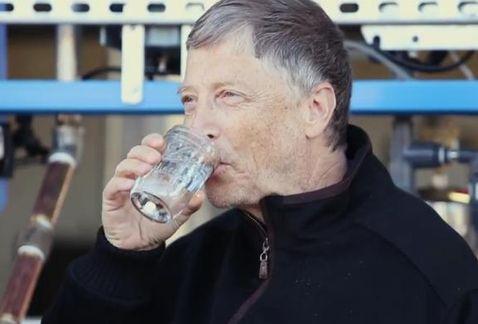 La Máquina que convierte excremento en agua potable