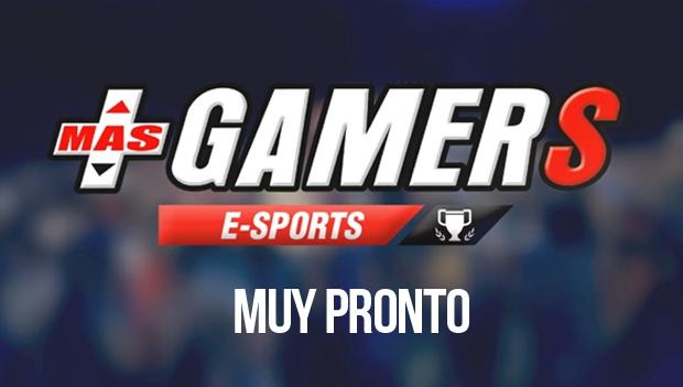 MásGamers presenta nueva línea de eventos: MásGamers E-Sports
