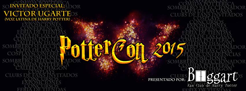 PotterCon 2015: Convención Mágica Peruana