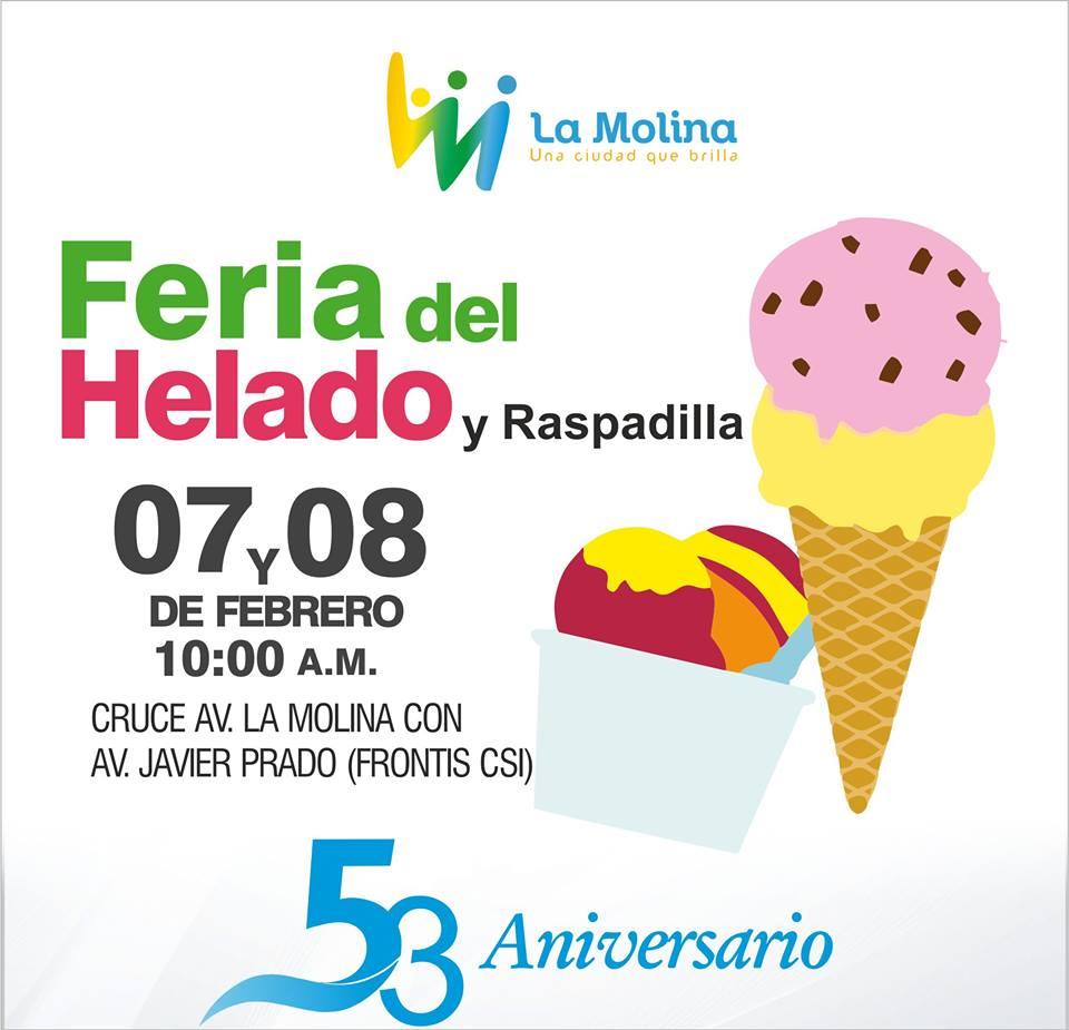 Fotos: Feria del Helado y Raspadilla – 7 y 8 de Febrero