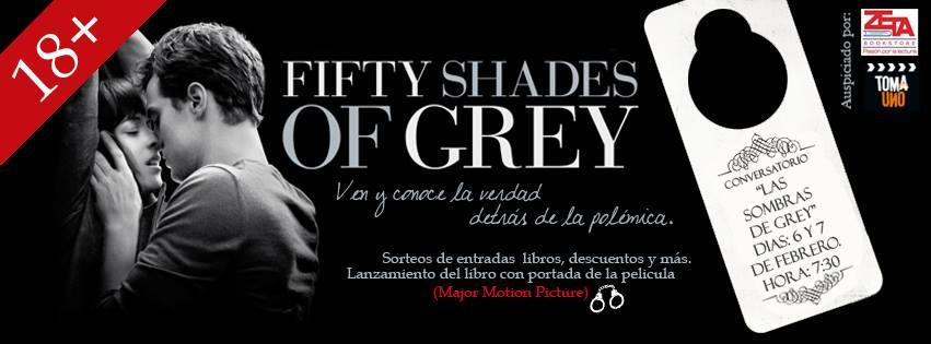 CINCUENTA SOMBRAS AL DESNUDO… ¿Qué darías por conocer Las Sombras de Grey?