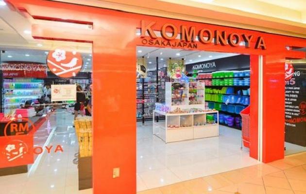 Lima: Japonesa Komonoya ya abrió su primera tienda de 'todo por 6 soles' en Megaplaza
