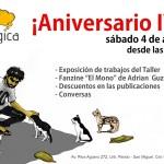 Editorial peruana de cómics 'Mágica Ediciones' celebra su 4to Aniversario