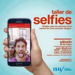 Perú: Instituto ISIL crea taller para aprender a tomarse 'selfies'