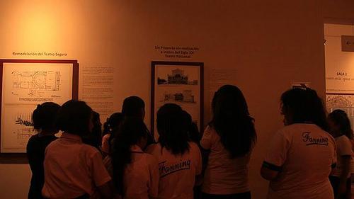 Visitas guiadas al Museo del Teatro y Teatro Municipal de Lima