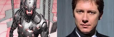 James Spader será el villano Ultron en la secuela de 'Los Vengadores'