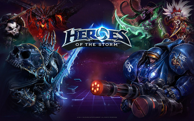 'Heroes Of The Storm' ya está disponible