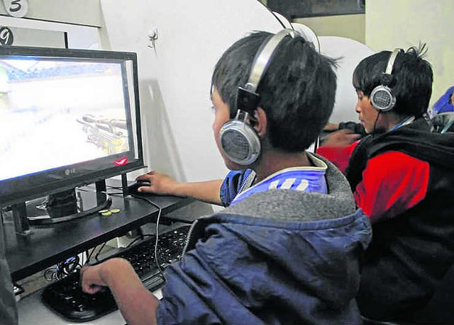 Perú: EsSalud afirma que niños adictos a videojuegos serían futuros delincuentes