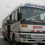 ¿Sabías que es ilegal que buses de transporte público pongan música a alto volumen?