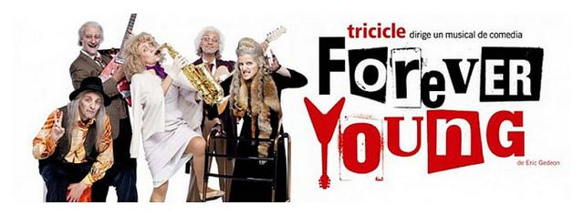 'Forever Young': Musical con Diego Bertie se estrena este 25 de junio