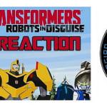 Transformers Perú: Conversatorio 'Robots In Disguise 2015'.
