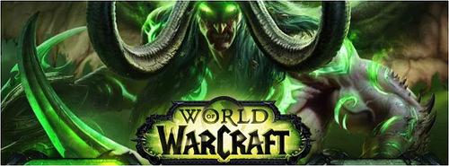 World of Warcraft Legion, sexta expansión revelada por Blizzard