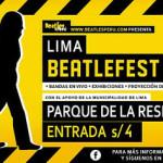 Lima Beatle Fest 2015