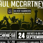 Recordando a PAUL McCARTNEY en Lima