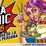 VIVA COMIC 2015 : Celebrando 'EL DIA DE LA HISTORIETA PERUANA'