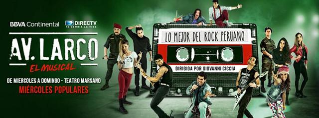 AV LARCO EL MUSICAL