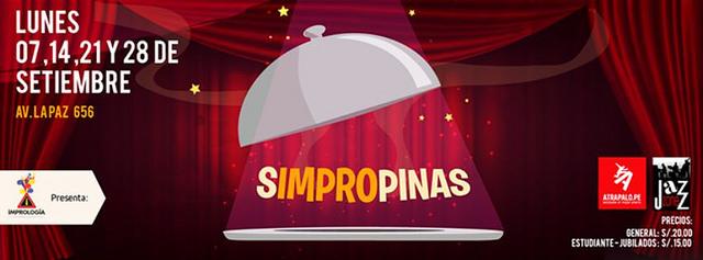 SIMPROPINAS | Colectivo Imprología