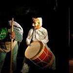 Teatro infantil : 'El mono, el tigre y una cierta tortuga'