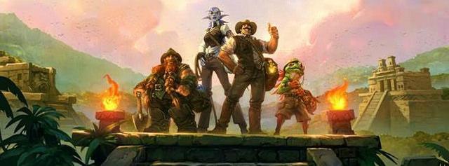 Liga de Expedicionarios de Hearthstone busca aventureros!