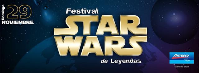 Festival Star Wars de Leyendas