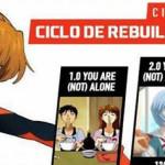 Ciclo de Rebuild of Evangelion en Eka Bar