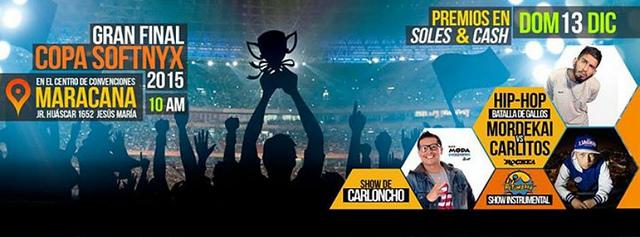 Copa Softnyx 2015