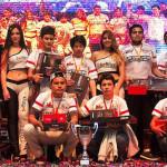 Copa Softnyx 2015 finalizó con éxito su primera edición