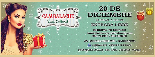 Feria Cambalache – Edición Navideña