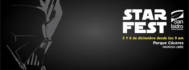 STAR FEST SAN ISIDRO | 5 y 6 de Diciembre – Cine en el Parque