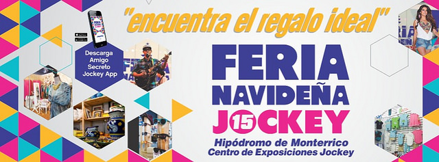 Feria Navideña Jockey 2015