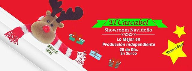 El Cascabel Showroom Navideño de producción independiente