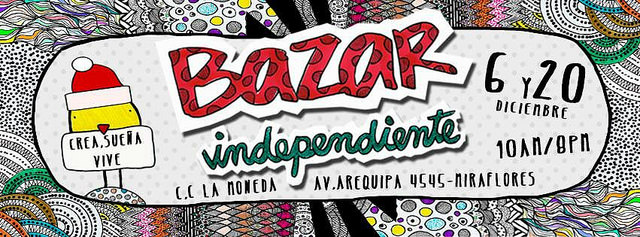 Bazar Independiente VI
