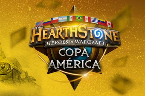 Blizzard anuncia Copa America 2016 de Hearthstone
