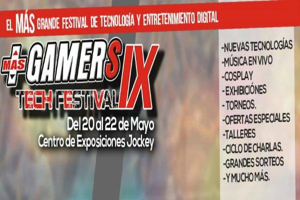 Este año tendremos Dos MasGamers Tech Festival
