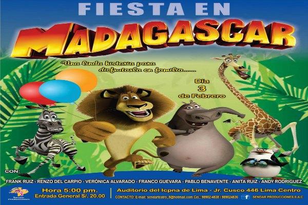 Fiesta en Madagascar
