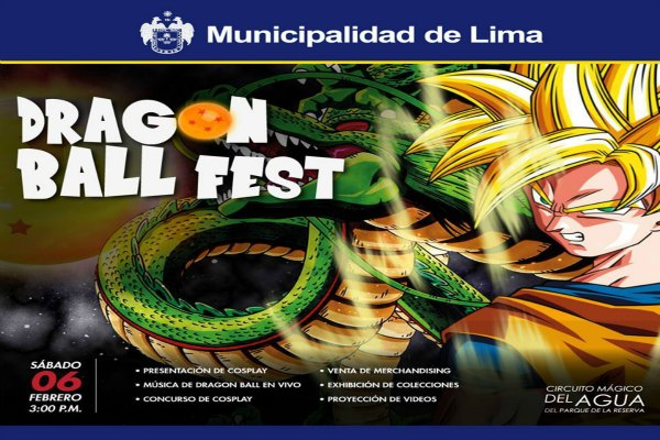 Dragon Ball Fest 2016