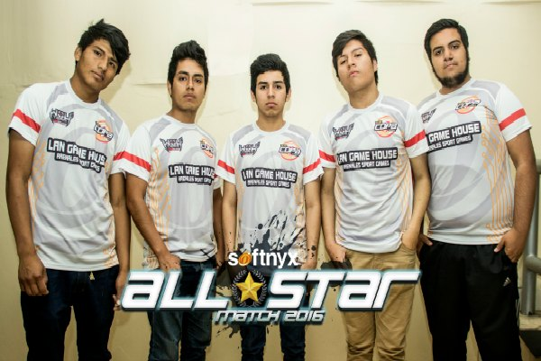 Softnyx: Peru campeon del primer Torneo All Star internacional