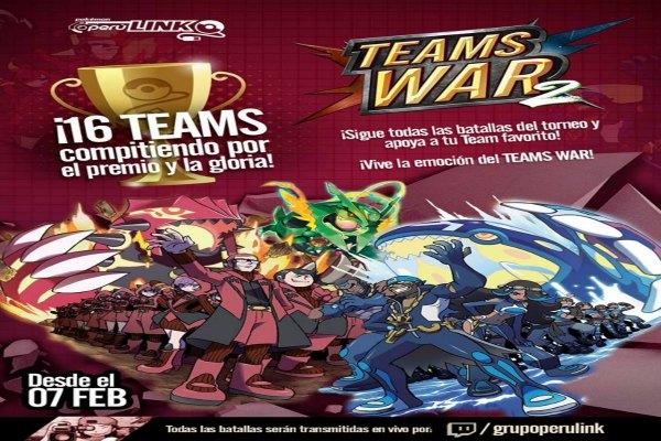 Teams Wars 2 - 07 de Febrero
