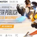 Overwatch se prepara para la batalla este 24 de mayo