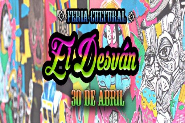 Feria Cultural El Desván – 30 de abril