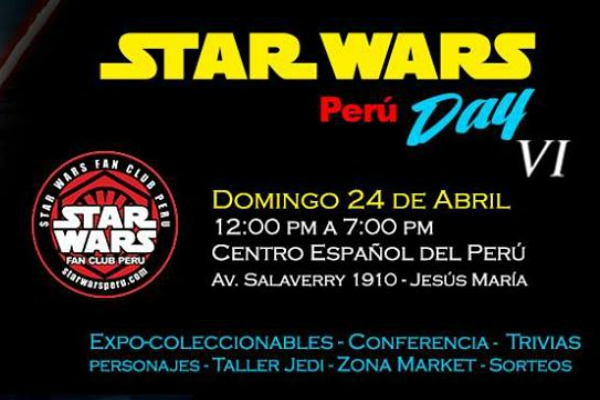 Star Wars Day Peru VI